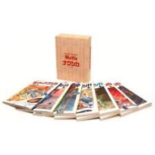Nausicaa of valley of wind Manga Japanese complete 7 set w/box