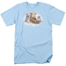 Wildlife Playful Kittens T-shirts for Men Women or Kids