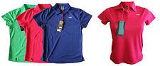 GHEODESICK t-shirt women's polo donna manica corta cod. 722033