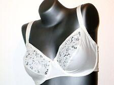 # 2-57  TRIUMPH BH  Cotton Lace Comfort W  weiß  NEU 80 % Baumwolle