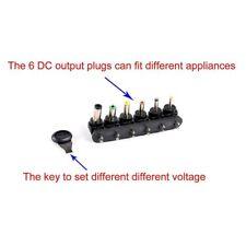 Universal 3-12V 12W 1.2A AC/DC Power Supply Adaptor Plug Charger KO