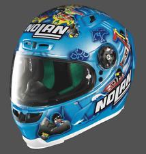 X-Lite X-803 Replica M. Melandri Pearl Blue Sports Motorcycle Helmet ZE