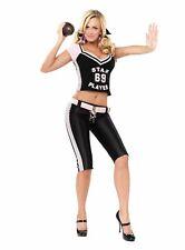 SEXY MISS Quarterback costume carnaval