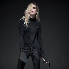 Punk Rave Perfect Top Long Sleeve Gothic  Visual Kei Nu Goth Boho T-187