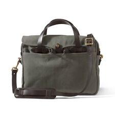 Filson Original Briefcase Otter/Green