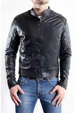 ★ In PELLE 100% o Di Pelle PU ★ Giubbotto Giacca Uomo Men Leather Jacket E4a-E4b