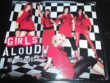 Girls Aloud No Good Advice Australian Enhanced CD Single