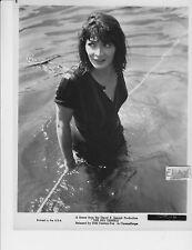 Juliette Greco busty VINTAGE Photo Big Gamble