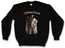 TEMPLAR III SWEATSHIRT Cross Templerkreuz Knight Ritter Crusade Kreuzritter