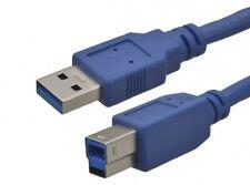 aricona 5m USB 3.0 Druckerkabel USB A-Stecker zu B-Stecker Anschlusskabel Daten