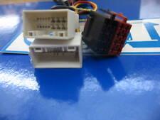 Cable ISO harness wiring radio for KIA SPORTAGE 10 Picanto 11 e HYUNDAI
