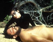 SONIA BRAGA & Raul Julia [1007695] 8x10 FOTO (Otros tamaños disponibles)
