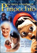 Film DVD Le nuove avventure di Pinocchio (PER FAMIGLIE) USATO OFFERTA SCONTO