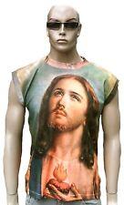"""GESÙ CRISTO """"Hallelujah"""" Vintage ViP Star T-Shirt (g).M/L"""