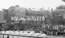45070 ex works at Willesden in 1963 Railway Slide