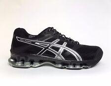 ASICS Men's GEL REBEL Running Shoes Black/White T2G2N-9001 a4