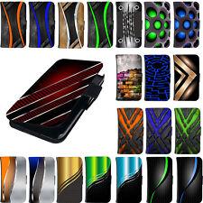 Schutz Hülle für Huawei P10 / P10 Plus / P10 Lite Tasche Flip Case Cover Motiv