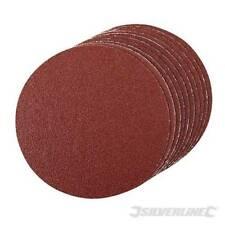 10 x Self Adhesive Sanding Discs 150mm 60grit Sander Orbital 918544