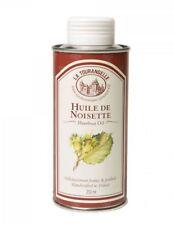 La Tourangelle Roasted Hazelnut Oil French Artisan Oil 250 or 500mL Bottle