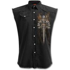 SPIRAL Direct Viking Guerriero Senza Maniche Lavoratore/Shirt/CELTIC/Biker/M-L-XL-XXL-4XL