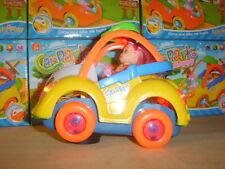 HAPPY GIRL BUMP N GO Auto Con Luci & music.new.free POST. consegna garantita