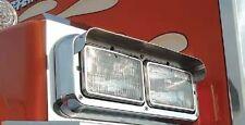 Western Star 4900 Series Headlight Visor 4 headlight