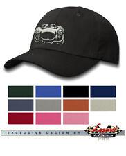 1965 AC Shelby Cobra 427 SC Baseball Cap for Men & Women - Multi Colors - Large