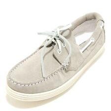 9147F scarpa barca grigio DOCKSTEPS calzatura bimbo shoes kids