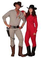 long Ski Western Sous-vêtements Une pièce Cowboy Coton Pays Motard Jump Suit