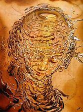 "SALVADOR DALI Art Painting Poster or Canvas Print ""Raphaelesque Head Exploding"""