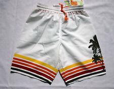 Lässige Badeshorts Badehose Badeshort Short Swimmwear Netz Innenhose Hawai