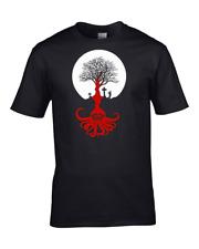 Cthulhu est partout-H P Lovecraft Inspired démoniaque tee-shirt Homme
