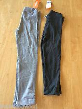 NWT Gymboree Girls Leggings Basics Gray 4 5 6 7 8