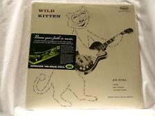 JOE PUMA Wild Kitten Mat Mathews Oscar Pettiford 180 gram NEW LP Shadow Wilson