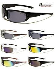 Oxigen New Mens Wrap Triathalon Running Plastic Sport Stylish Sunglasses- OX7666