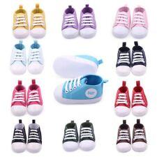 0-12M Newborn Baby Boys Girls Soft Sole Crib Shoes Toddler Anti-Slip Sneakers