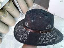 cappello mod. venditti blu erba uomo estivo elegante cerimonia  fontana hat man