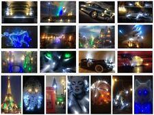 LED - Bild mit Beleuchtung LED-Bilder Leinwandbild Leuchtbild Samarkand-Lights