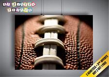 Poster SUPER BOWL FOOTBALL AMERICAIN MACRO SPORT CLASSIC