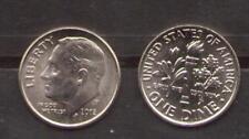 USA Dime 2012 Roosevelt bankfrisch Mint D oder P