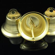 100 Stück - Glöckchen - kleine Glocken - Für Hochzeit, Weihnachten zum Basteln