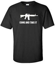 Come And Take It T-Shirt AR15 AR-15 Pro Gun Rights 2nd Second Amendment Shirt