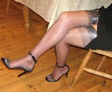Eleganti RHT Stockings / Nylons - GREY - imperfects - NYLONZ