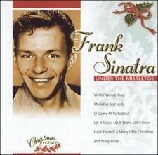 Christmas Legends by Frank Sinatra Under The Mistletoe CD Sep-2001 Direct Source