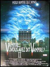 VAMPIRE VOUS AVEZ DIT VAMPIRE 2 Affiche Cinéma / Poster