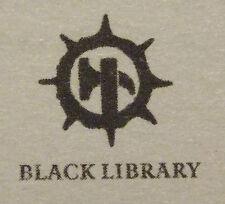 BLACK LIBRARY WARHAMMER FICTION BOOKS MULTI VARIATION