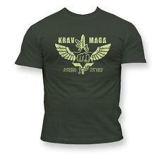 Dirty Ray Krav Maga Israeli Combat System MMA Men's Short-Sleeve T-Shirt K49