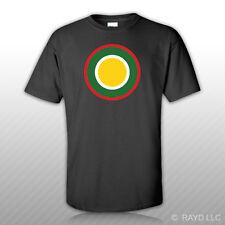 Royal Brunei Air Force Roundel T-Shirt Tee Shirt Free Sticker Brunei RBAirF BRN