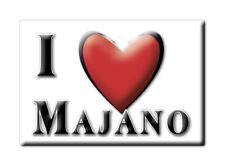 CALAMITA FRIULI VENEZIA GIULIA FRIDGE MAGNET MAGNETE SOUVENIR LOVE MAJANO (UD)