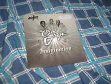 CD Pop O'Jays Imagination Album Promo SANCTUARY REC